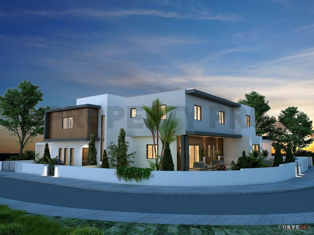 For Sale, 3bdr Under Construction House in Kallithea