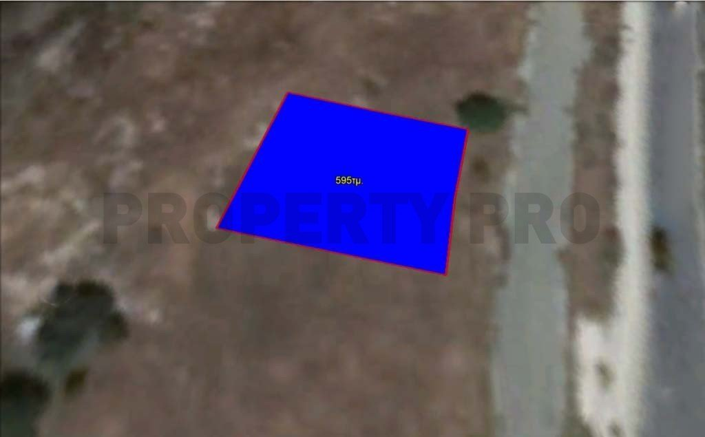 For Sale Residential Plot in Strovolos, GSP