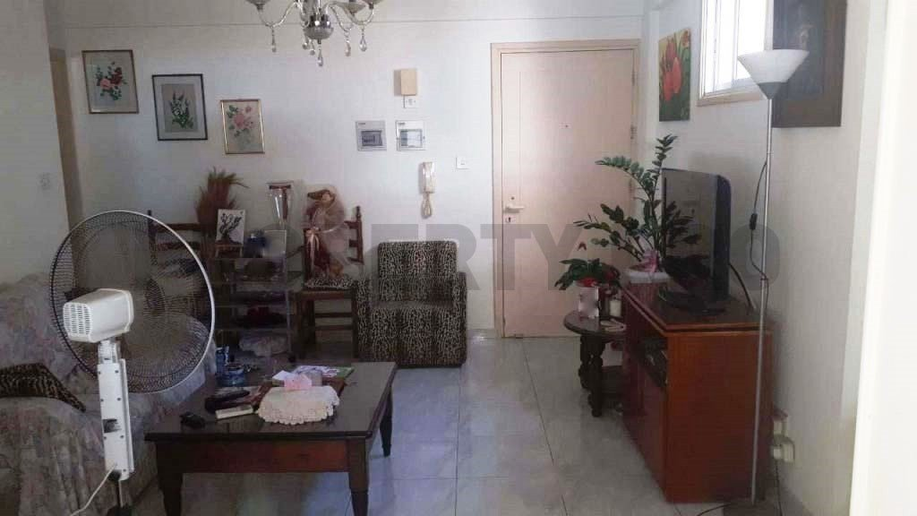 For Sale, 1-Bedroom Apartment in Pallouriotissa
