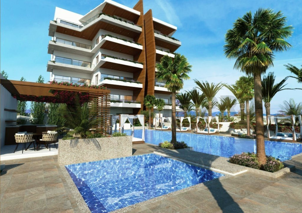 2-Bedroom Luxury Apartments in Yermasoyia, Limassol