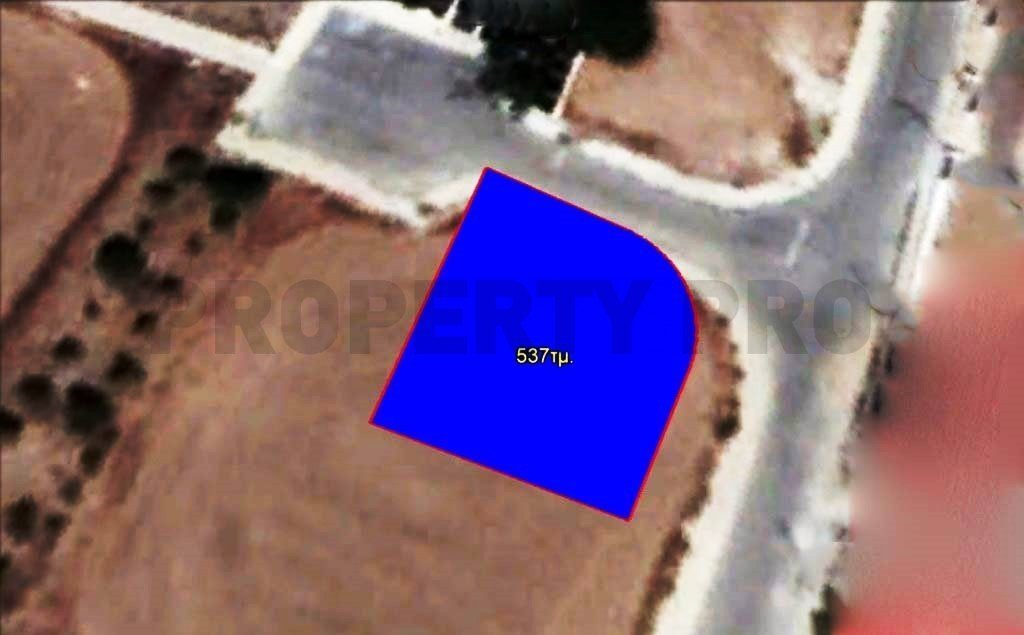For Sale, Residential Plot in Pano Deftera