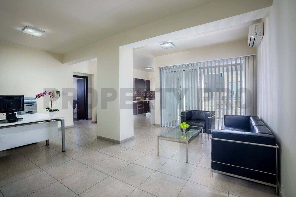 For Sale, 2-Bedroom Apartment/ Office in Engomi