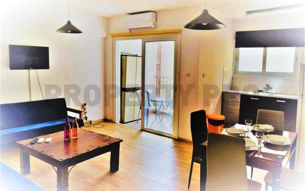 For Sale One-Bedroom Apartment in Agia Napa