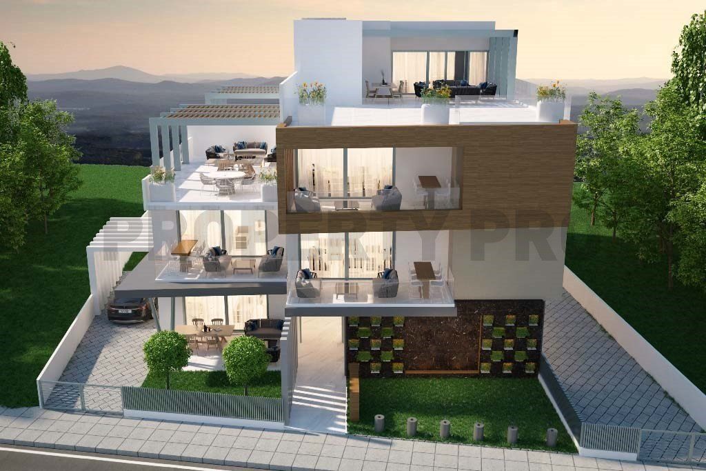 For Sale, 2-Bedroom Penthouse in Lakatameia