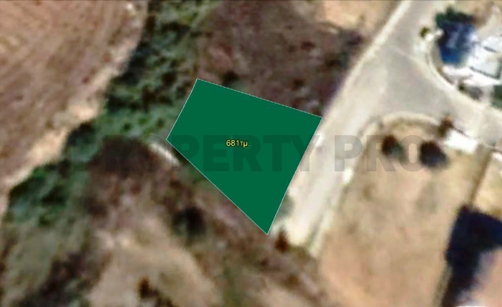 For Sale Residential Plot in Anageia, Nicosia