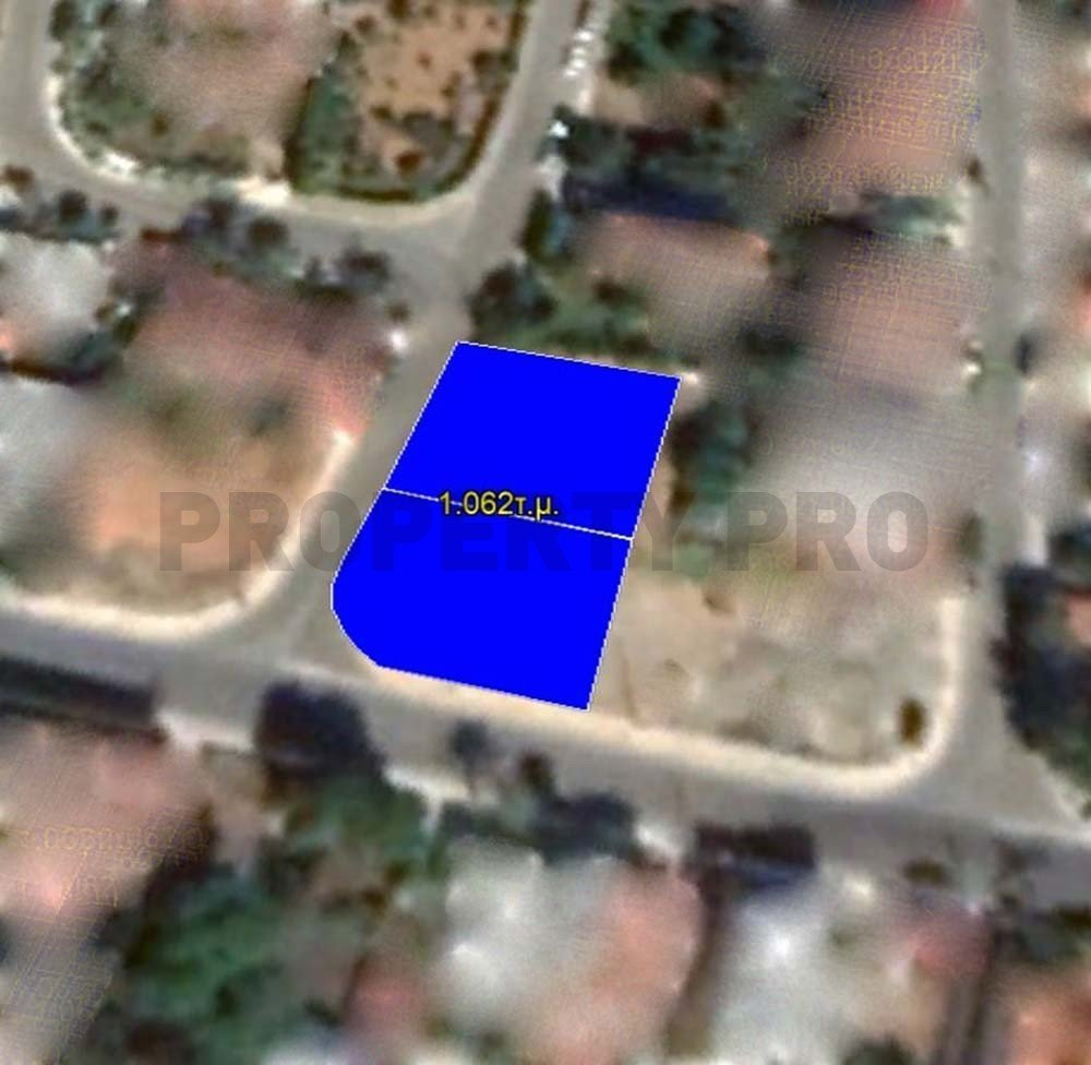 For Sale, Residential Plot in Lakatamia