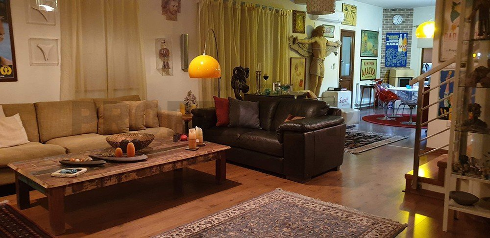For Sale, Four-Bedroom Detached House in Strovolos