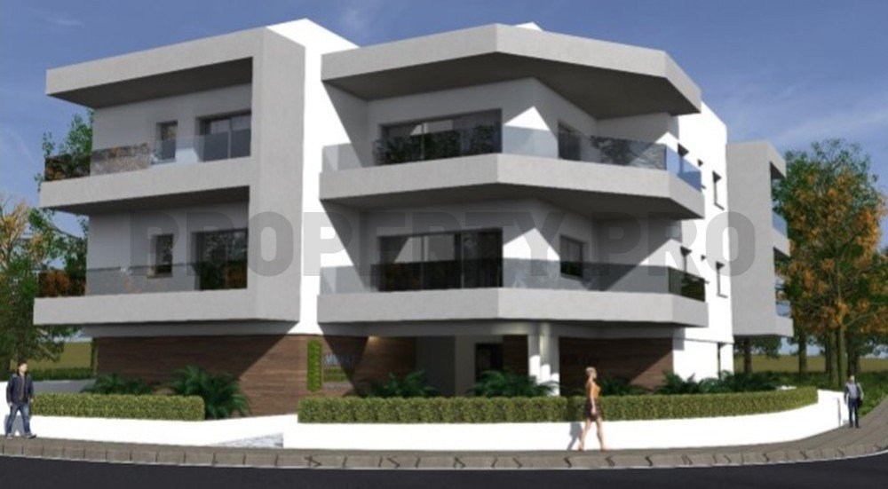 For Sale, Two-Bedroom Apartment in Engomi