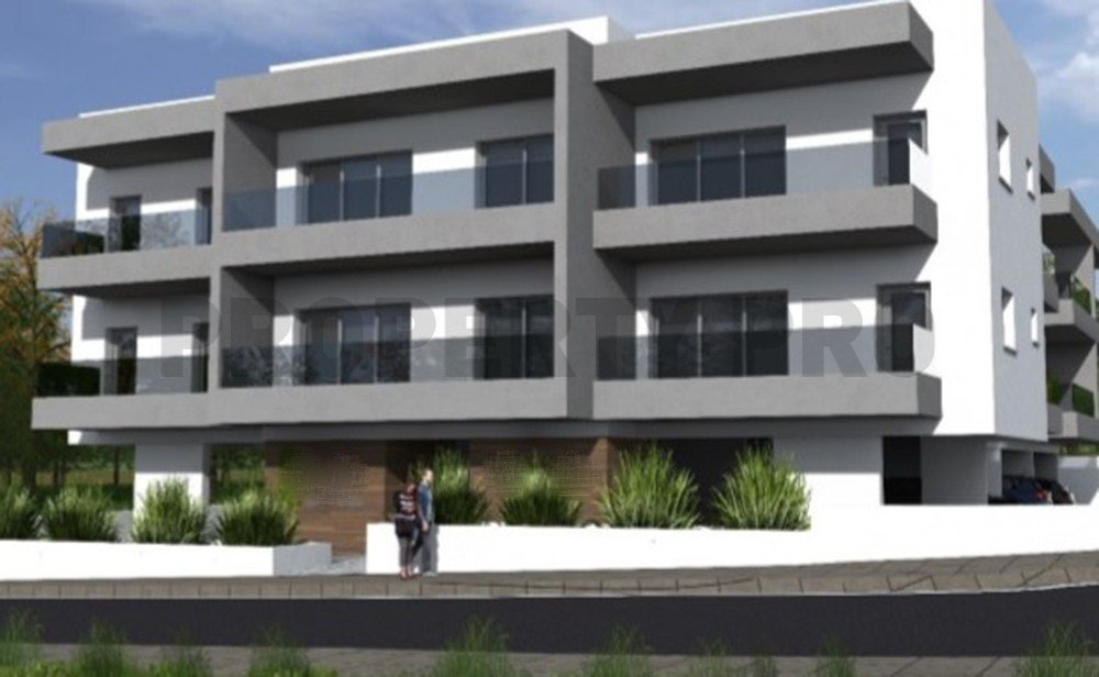 For Sale, One-Bedroom Apartment in Strovolos