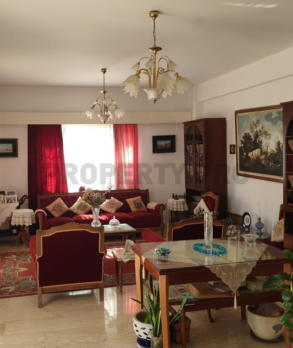 For Sale, Three-Bedroom Detached House in Lakatamia