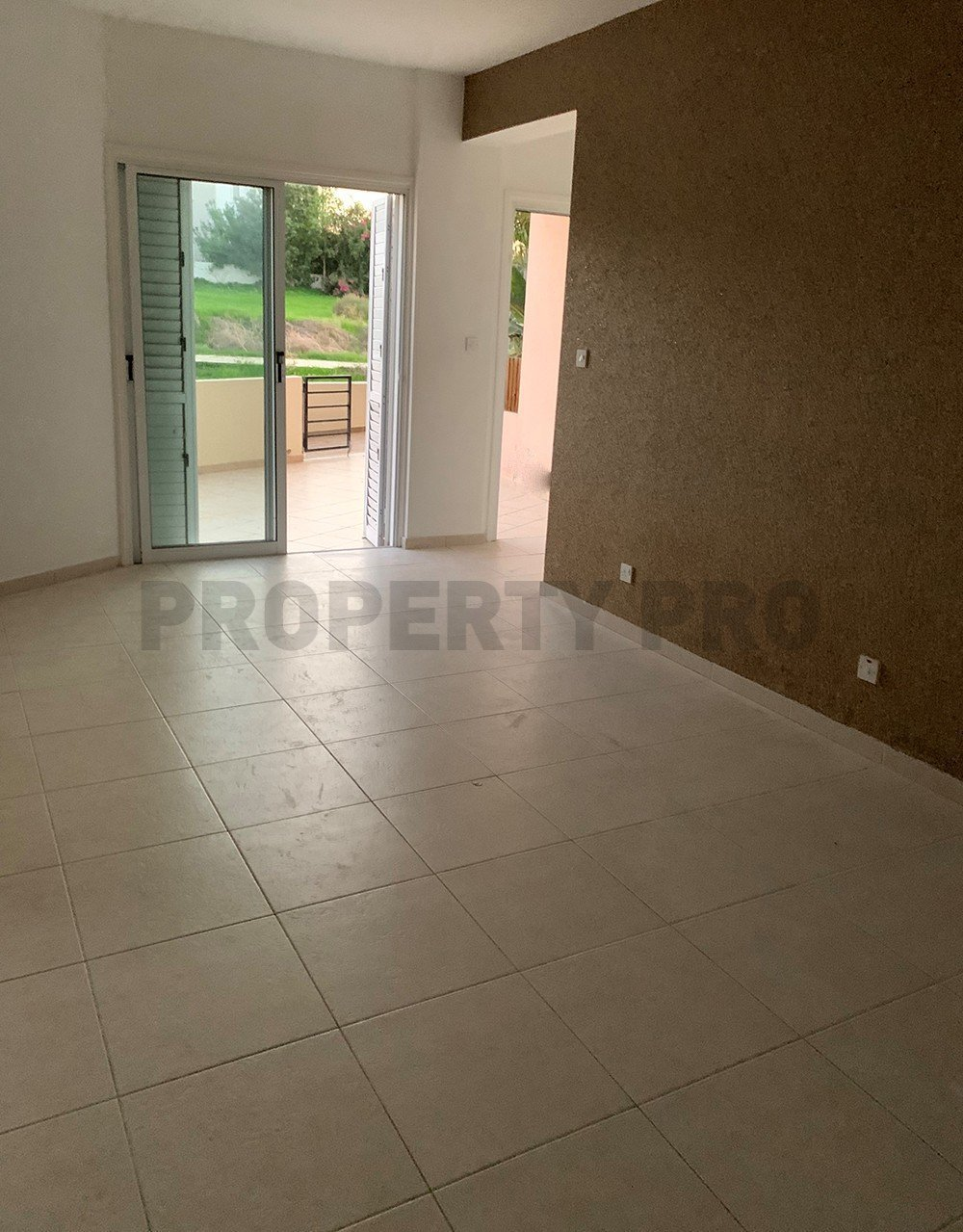 For Sale, Two-Bedroom Ground Floor Apartment in Lakatamia