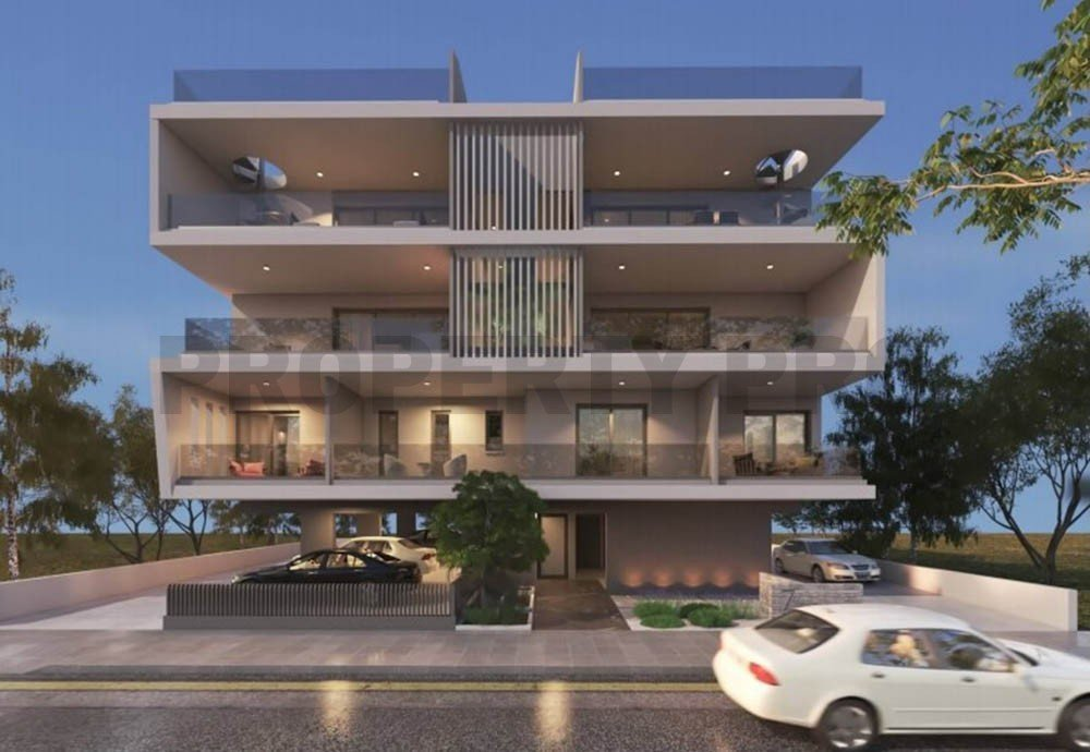 For Sale, Two-Bedroom Penthouse in Strovolos