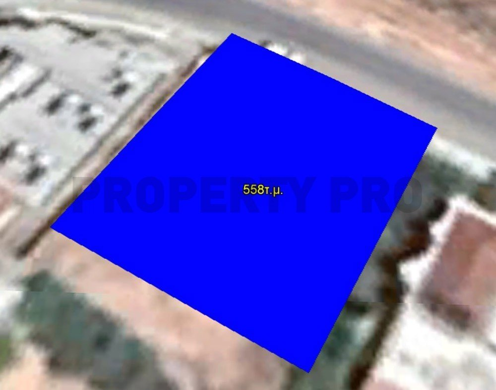 For Sale, Residential Plot in Anthoupolis