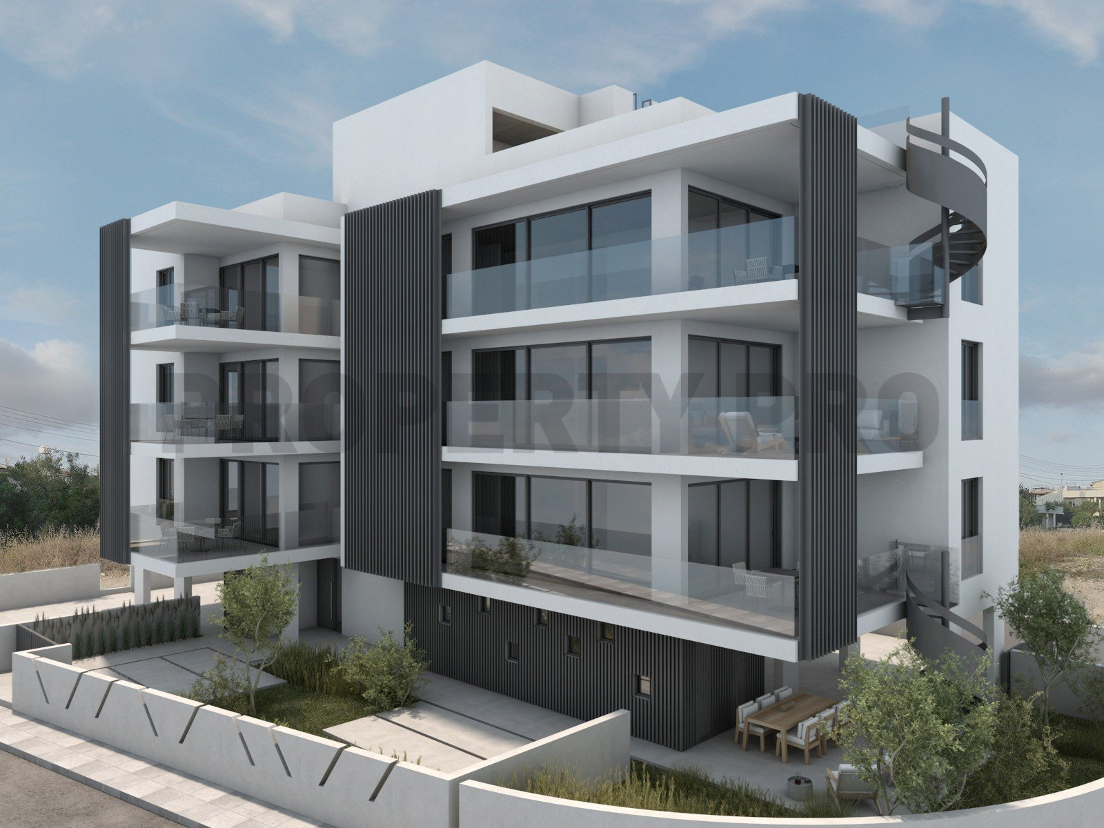 For Sale, Three-Bedroom Modern Apartment in Strovolos