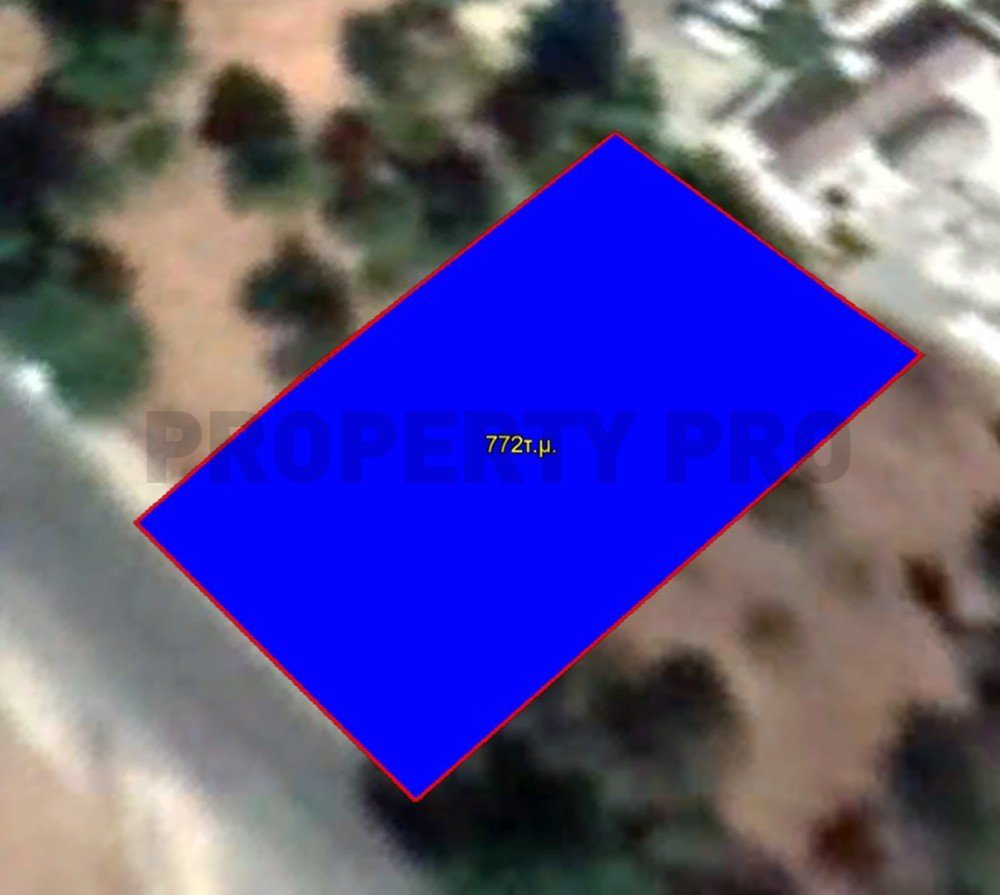 For Sale, Large Residential Plot in Lakatamia