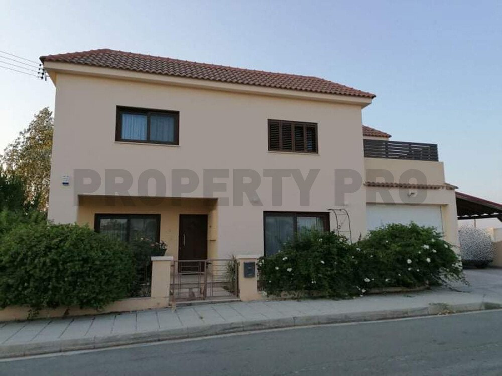 For Sale, Four-Bedroom Detached House in Deftera