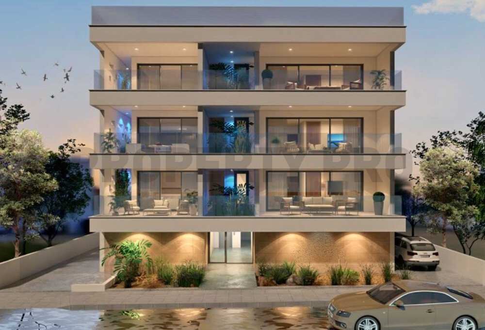 For Sale, Three-Bedroom Penthouse in Lakatamia