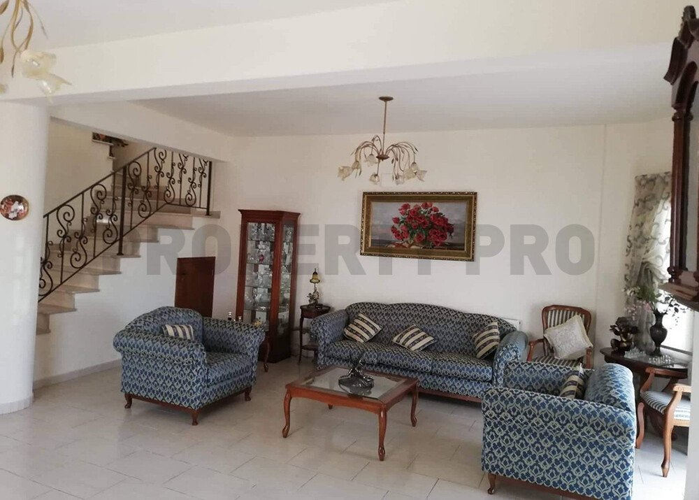 For Sale, Four-Bedroom plus Attic Room Detached House in Livadia