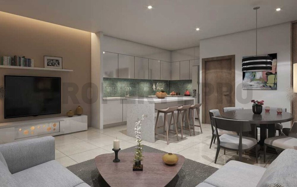 For Sale, Two-Bedroom Contemporary and Luxury Penthouse in Strovolos