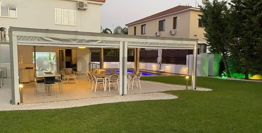 For Sale, Four-Bedroom Luxury Detached House in Archaggelos
